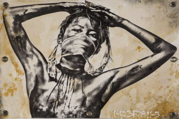 Eddie Colla Art is Inviolable at GCA Gallery