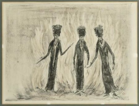 Leonora Carrington-The Hasidim-1974