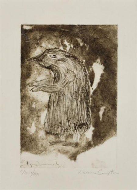 Leonora Carrington-Animal-