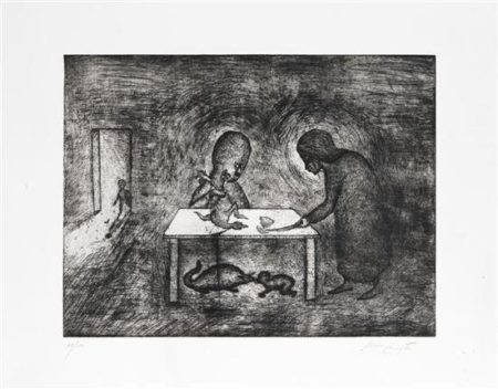 Leonora Carrington-Sin titulo-