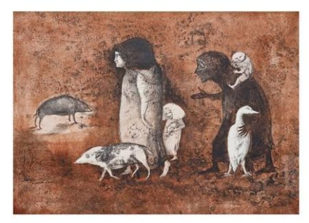 Leonora Carrington-Argument-