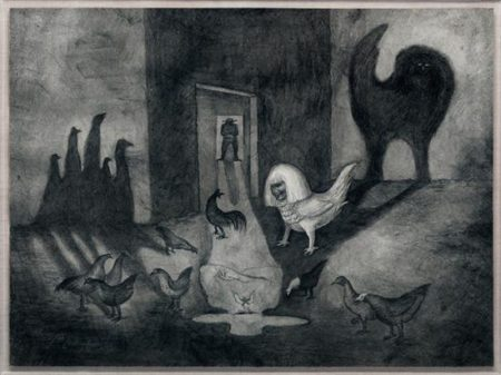 Leonora Carrington-Domingo-1978