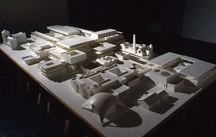 Mike Kelley - Educational Complex, 1995