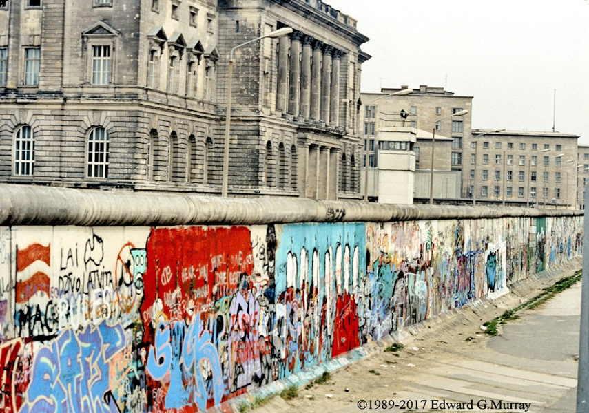 View from Martin Gropius Bau in berlin