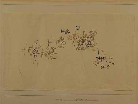Paul Klee-Boese Musik (Nasty Music)-