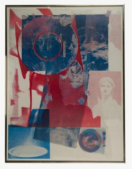 Robert Rauschenberg-Robert Rauschenberg - Quarry-1968