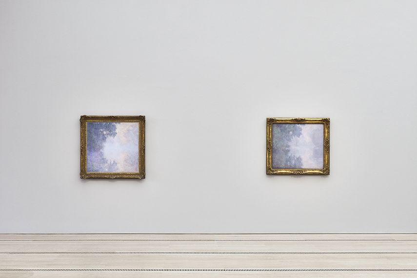 Exhibition View, Monet, at Fondation Beyeler, 2017, Courtesy: Fondation Beyeler