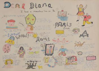 Niki de Saint Phalle-Dear Diana-1969