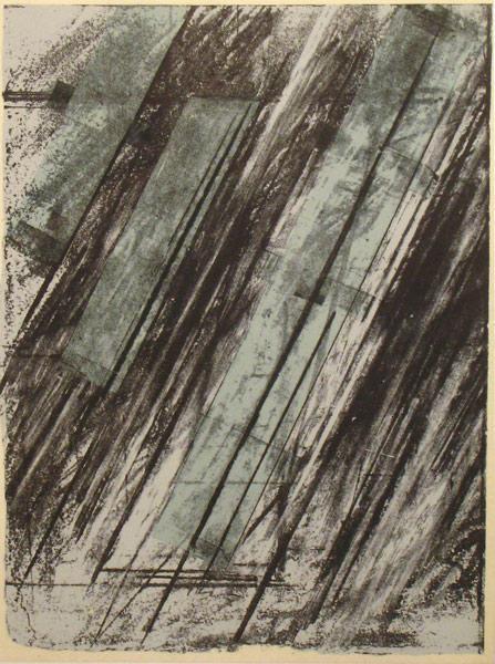 Cy Twombly-Sans titre-1973