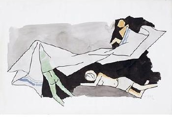 Maqbool Fida Husain-Untitled-1980