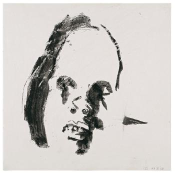 Maqbool Fida Husain-Drawings from 'Medea'-1968