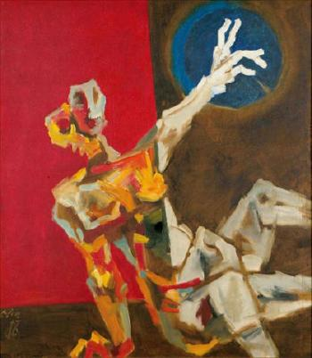 Maqbool Fida Husain-Untitled-1970