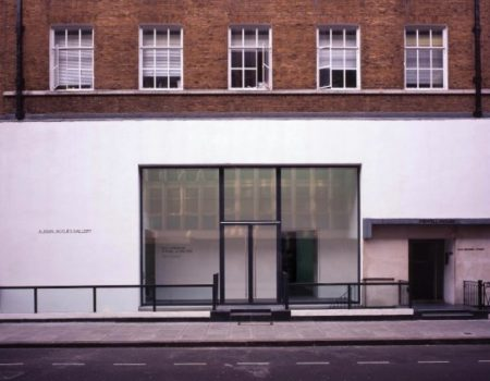 ALISON JACQUES GALLERY London