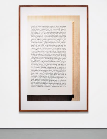 Untitled XII (Musil I)-1999