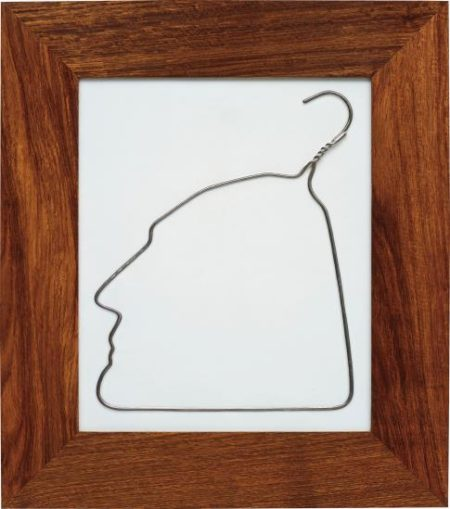 Ai Weiwei-Hanging Man in Porcelain-2009