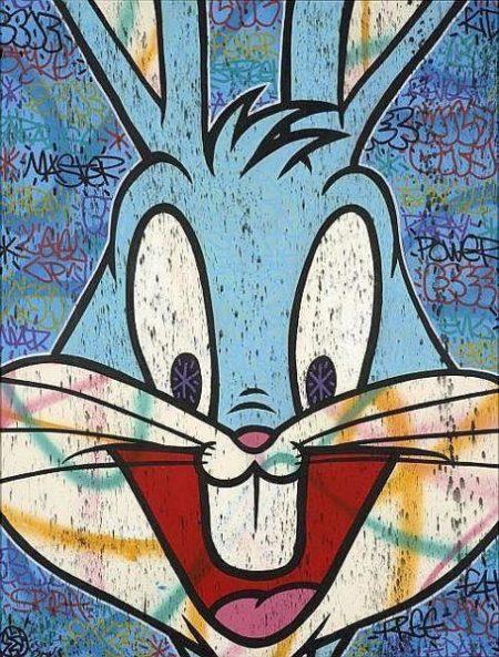 Speedy Graphito-Happy Rabbit-2014