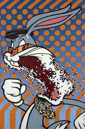 Aroe-8 Bit Bunny-2015