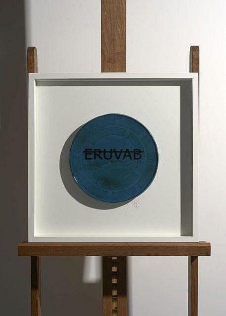 Rero-Sans Titre (Bavure Bleue)-2012