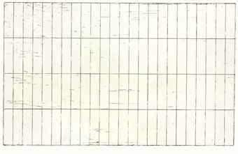 Brice Marden-Grid I-1981