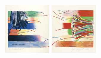 James Rosenquist-Area Code-1969