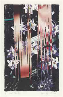 James Rosenquist-Night Transitions-1985