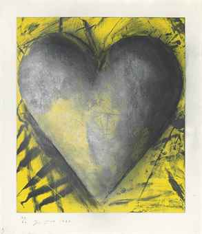 Jim Dine-The Bee-1982