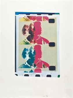 Eric Emerson (Chelsea Girls) From A Portfolio Of Thirteen Prints-1982
