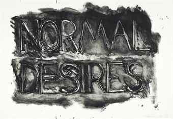 Bruce Nauman-Normal Desires-1973