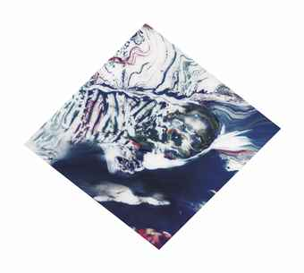 Gerhard Richter-Ophelia-1998