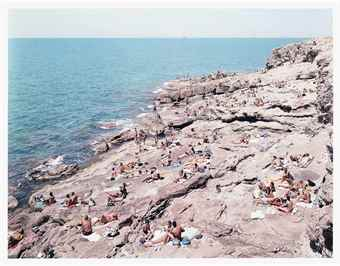 Massimo Vitali-Calafuria, From A Portfolio Of Landscapes And Figures-2006