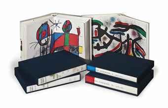 Joan Miro-Miro Litografo-1992