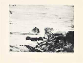 Zao Wou-Ki-Untitled-1973