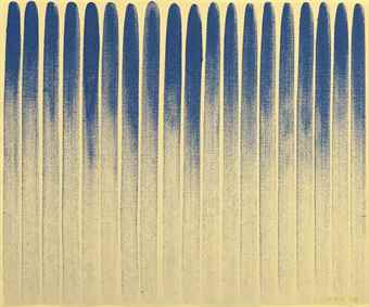 Lee Ufan-From Line No. 780142-1978