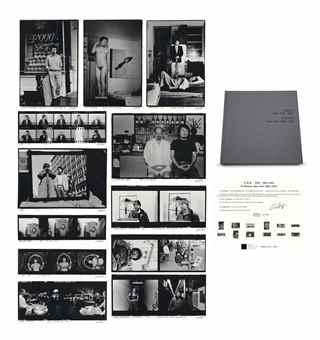 Ai Weiwei-New York 1983-1993-1993