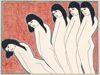 John Wesley-Palm'S Daughters-1968