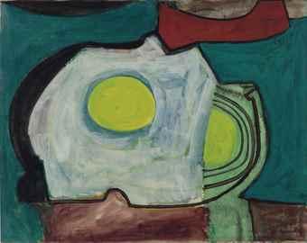 William Baziotes-Beach Shadow-1947