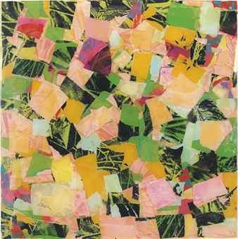 Arman-What Happened To The Flowers? (Hommage A Andy Warhol)-1970