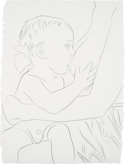 Andy Warhol-Mother & Child-1986