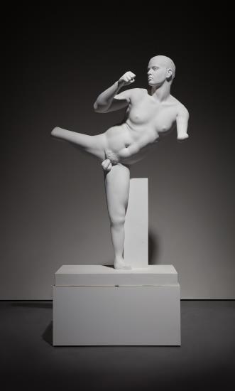 Marc Quinn-Stuart Penn-2000
