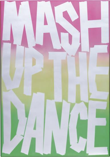 Eddie Peake-Mash Up The Dance-2013