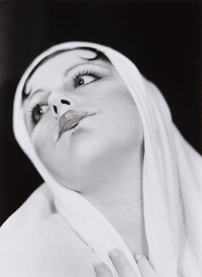 Cindy Sherman-Untitled (Madonna)-1997