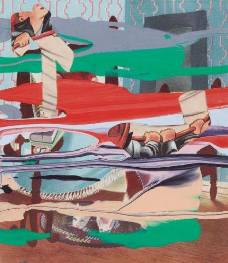 Arturo Herrera-Untitled-2002