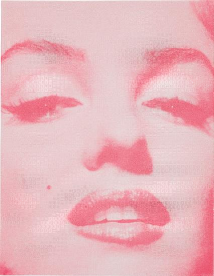 Russell Young-Marilyn Monroe 'And You Can Have It All, My Empire Of Dirt'-2009