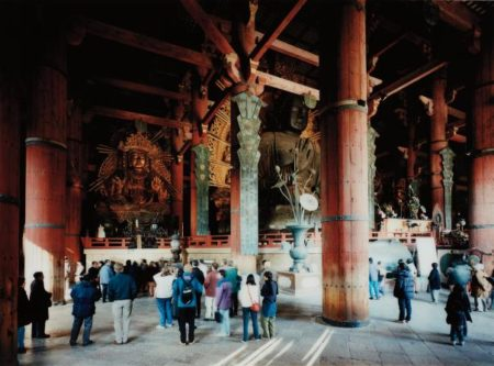 Thomas Struth-Todai-Ji Interior, Nara-1999