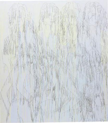 Ghada Amer-Grey Iman-2001