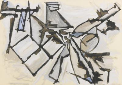 David Smith-Untitled-1957