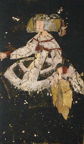 Manolo Valdes-Infanta Margarita-1990