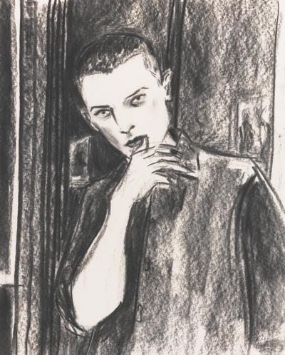 Elizabeth Peyton-Untitled-1996