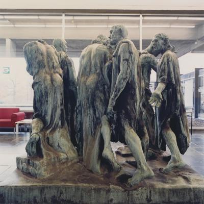 Candida Hofer-Musee Royal Mariemont I-2000
