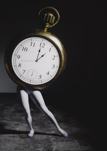 Laurie Simmons-Walking Pocket Watch (Color) / The Music Of Regret-2006